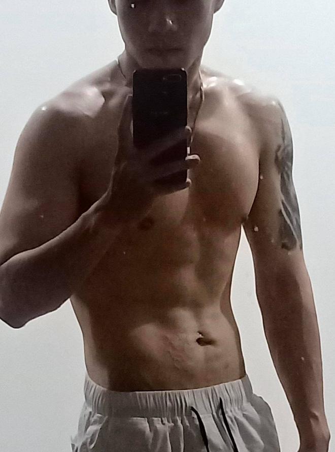 Anh thanh niên lột xác sau khi giảm 40kg, đến nỗi không được vào thi vì quá khác ảnh thẻ - Ảnh 4.