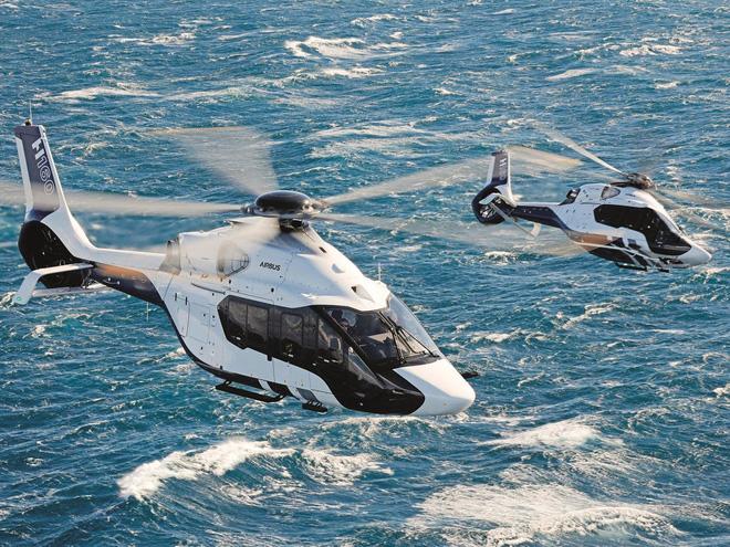 Có gì thú vị bên trong trực thăng 10 chỗ ngồi siêu sang giá 14 triệu USD vừa được Airbus ra mắt - Ảnh 2.