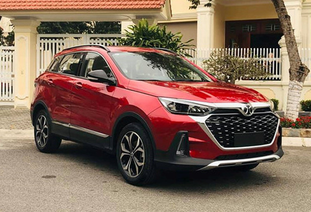 Ô tô Trung Quốc hạ giá kỷ lục tại Việt Nam: Hơn 400 triệu, cạnh tranh từ Kia Seltos đến Honda CR-V - Ảnh 2.