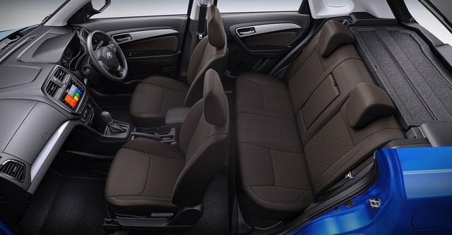 Thông tin cụ thể chiếc SUV giá 268 triệu của Toyota - đàn em Corolla Cross vừa ra mắt ở VN - Ảnh 2.
