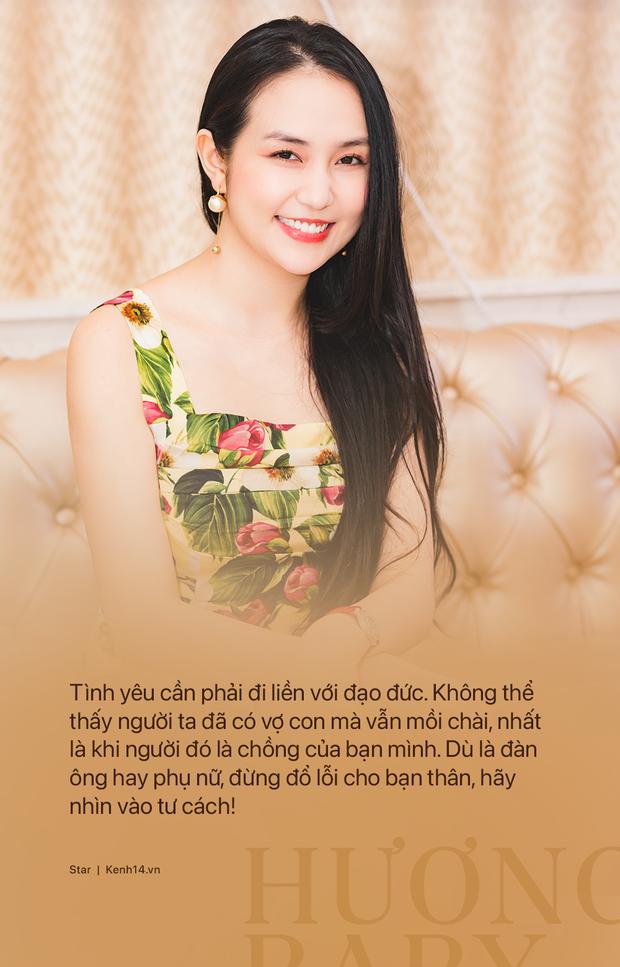 Hương Baby trải lòng về 6 năm hôn nhân với Tuấn Hưng: Có thời điểm cả hai gần như đã dừng lại - Ảnh 11.