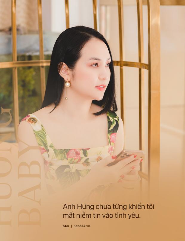 Hương Baby trải lòng về 6 năm hôn nhân với Tuấn Hưng: Có thời điểm cả hai gần như đã dừng lại - Ảnh 3.