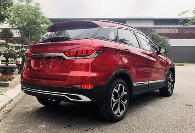 Ô tô Trung Quốc hạ giá kỷ lục tại Việt Nam: Hơn 400 triệu, cạnh tranh từ Kia Seltos đến Honda CR-V - Ảnh 3.