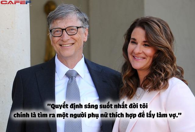 3 nhân tố chính quan trọng hơn cả ngoại hình để chọn vợ của người giàu: Nhìn vào phu nhân Bill Gates hay Jack Ma đều thấy đúng - Ảnh 5.