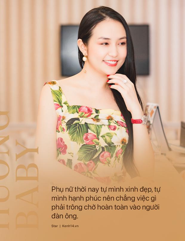 Hương Baby trải lòng về 6 năm hôn nhân với Tuấn Hưng: Có thời điểm cả hai gần như đã dừng lại - Ảnh 4.