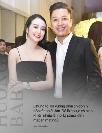 Hương Baby trải lòng về 6 năm hôn nhân với Tuấn Hưng: Có thời điểm cả hai gần như đã dừng lại - Ảnh 5.