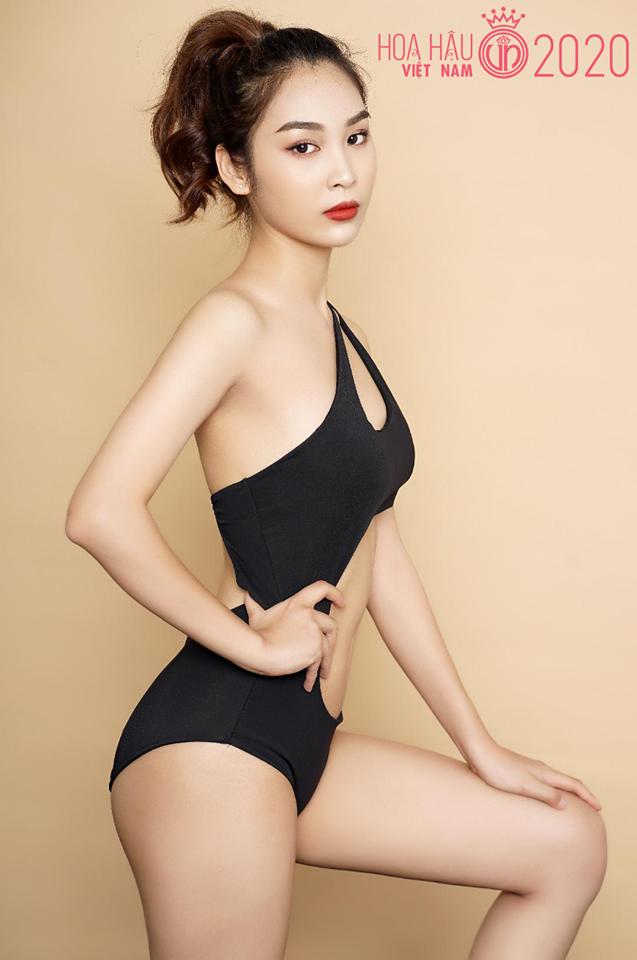 Thí sinh Hoa hậu Việt Nam 2020 khoe dáng cực phẩm với bikini - Ảnh 5.