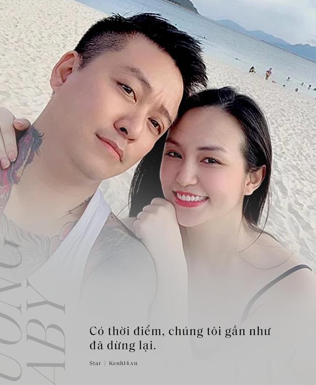 Hương Baby trải lòng về 6 năm hôn nhân với Tuấn Hưng: Có thời điểm cả hai gần như đã dừng lại - Ảnh 6.