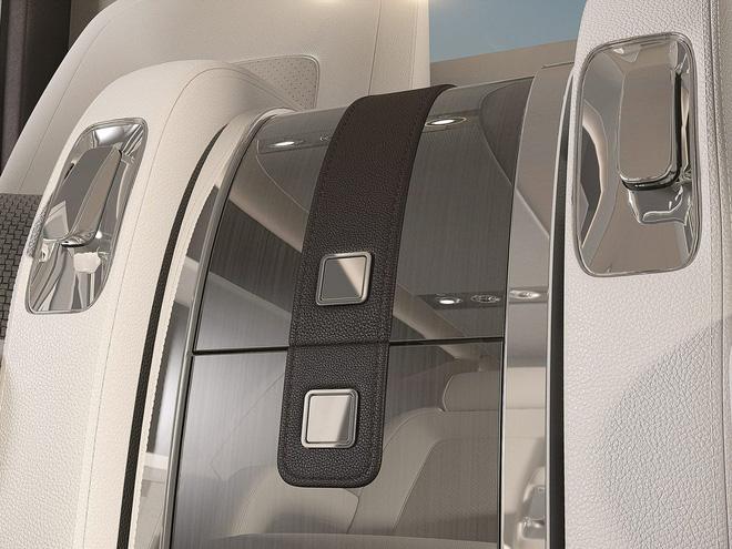 Có gì thú vị bên trong trực thăng 10 chỗ ngồi siêu sang giá 14 triệu USD vừa được Airbus ra mắt - Ảnh 7.