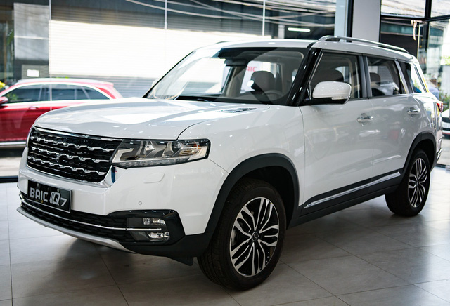 Ô tô Trung Quốc hạ giá kỷ lục tại Việt Nam: Hơn 400 triệu, cạnh tranh từ Kia Seltos đến Honda CR-V - Ảnh 7.