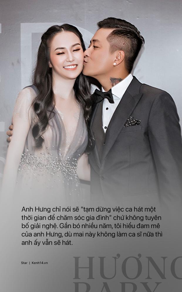 Hương Baby trải lòng về 6 năm hôn nhân với Tuấn Hưng: Có thời điểm cả hai gần như đã dừng lại - Ảnh 8.