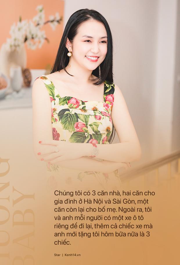 Hương Baby trải lòng về 6 năm hôn nhân với Tuấn Hưng: Có thời điểm cả hai gần như đã dừng lại - Ảnh 9.