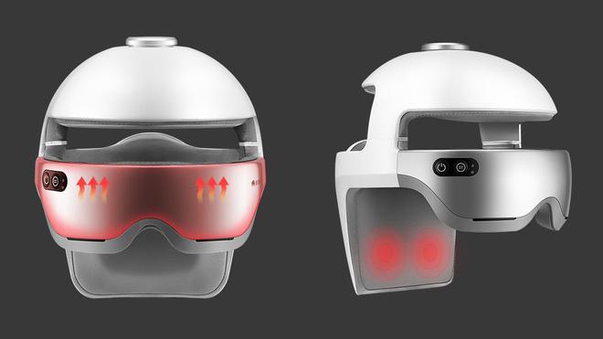 Xiaomi ra mắt máy massage đầu: Thiết kế siêu ngầu, hỗ trợ sưởi ấm, giá 2.7 triệu đồng - Ảnh 2.