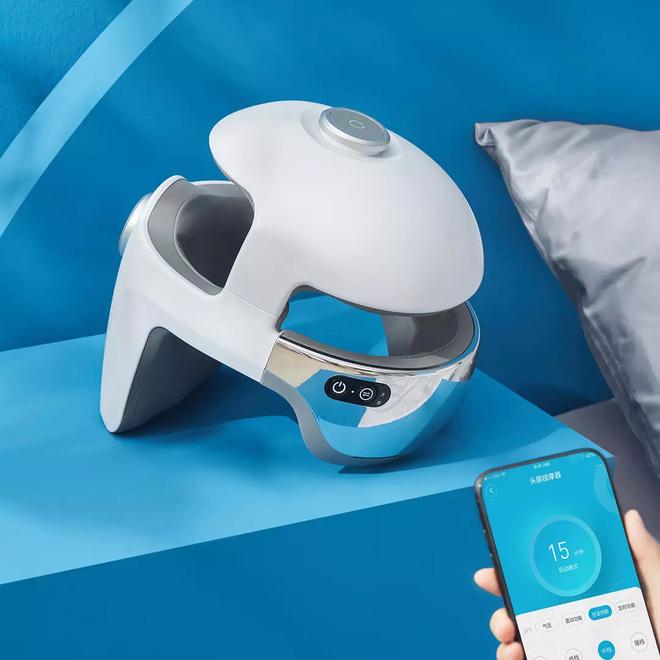 Xiaomi ra mắt máy massage đầu: Thiết kế siêu ngầu, hỗ trợ sưởi ấm, giá 2.7 triệu đồng - Ảnh 3.