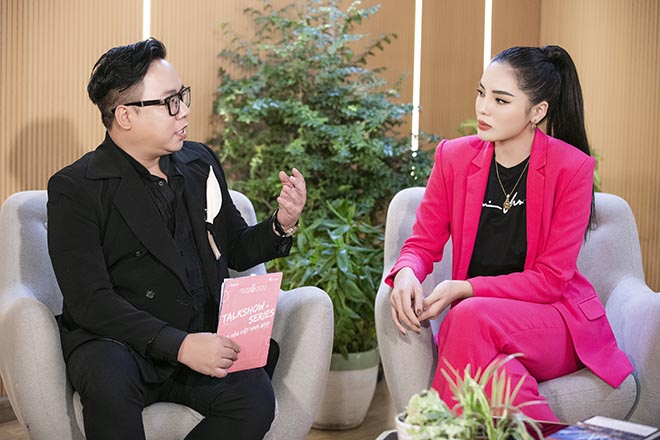 Hoa hậu Kỳ Duyên: Tôi không muốn lừa dối, che giấu khán giả - Ảnh 3.