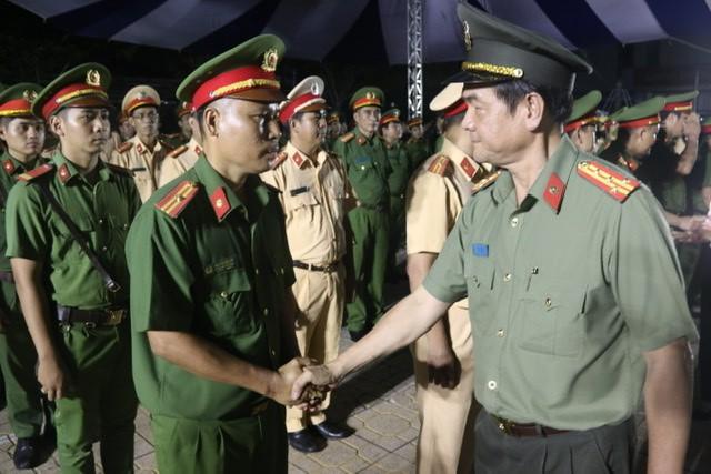 Giám đốc Công an TPHCM thăng hàm cấp tướng - Ảnh 1.