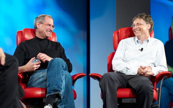 Steve Jobs và Bill Gates: Những tỷ phú thành công nhờ ăn cắp - Ảnh 1.