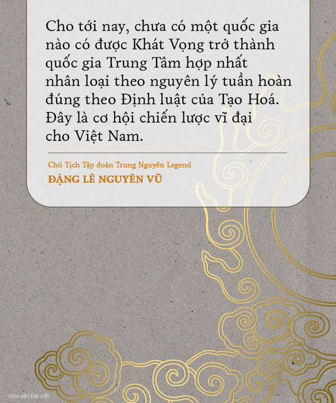 Khát vọng vĩ đại và công thức làm nên dân tộc vĩ đại - Ảnh 4.