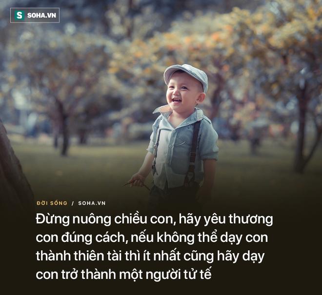 Không muốn con cái lớn lên trở thành gánh nặng, đây là việc người làm cha mẹ nhất định phải chú ý - Ảnh 4.