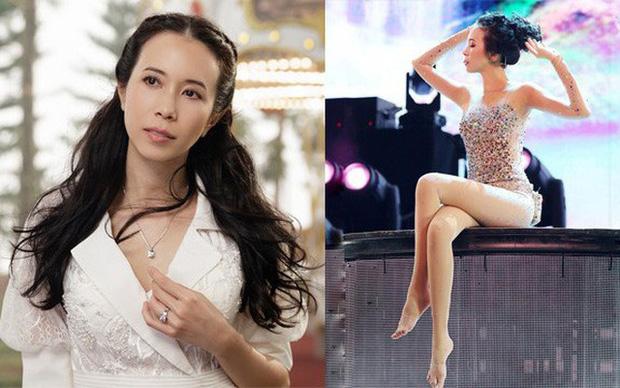 8 nàng thơ của Trương Quốc Vinh: Thư Kỳ thoát mác mỹ nhân 18+, Trương Bá Chi chưa khổ bằng chị đại sính ngoại bị cắm sừng - Ảnh 20.