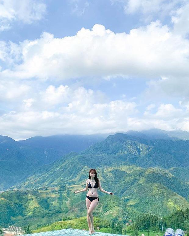 Huỳnh Anh khoe ảnh 'chặt chém' với bikini kèm status sâu sắc nhưng không hiểu sao lại xoá - ảnh 3