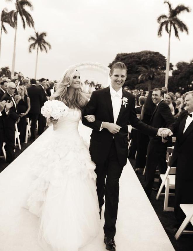 Điều ít biết về nàng dâu của Tổng thống Mỹ đang gây chú ý cộng đồng mạng, tài sắc vẹn toàn và đối nhân xử thế đầy khéo léo - Ảnh 4.