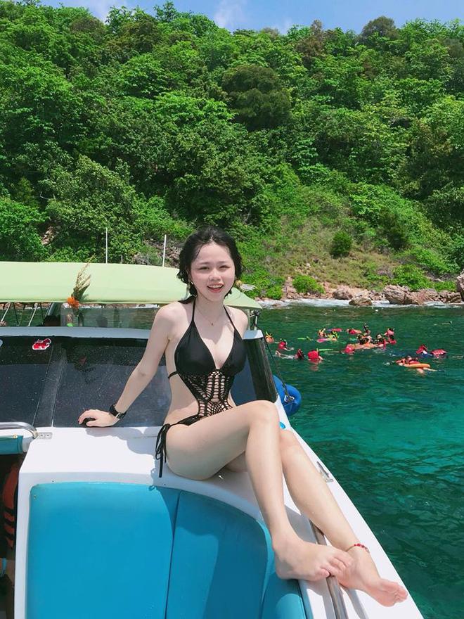 Huỳnh Anh khoe ảnh 'chặt chém' với bikini kèm status sâu sắc nhưng không hiểu sao lại xoá - ảnh 4