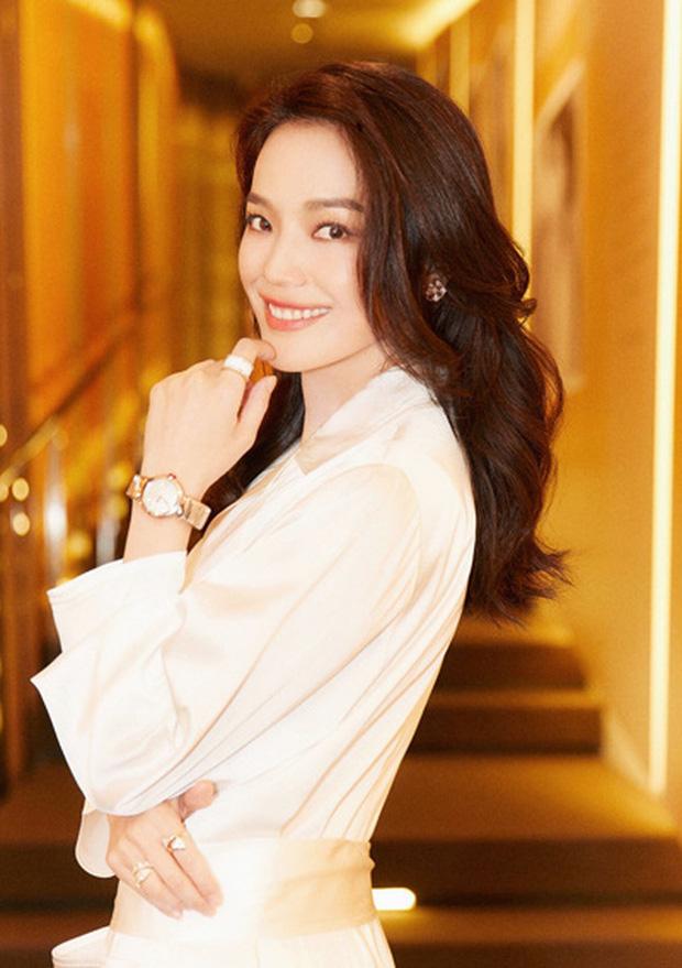 8 nàng thơ của Trương Quốc Vinh: Thư Kỳ thoát mác mỹ nhân 18+, Trương Bá Chi chưa khổ bằng chị đại sính ngoại bị cắm sừng - Ảnh 6.
