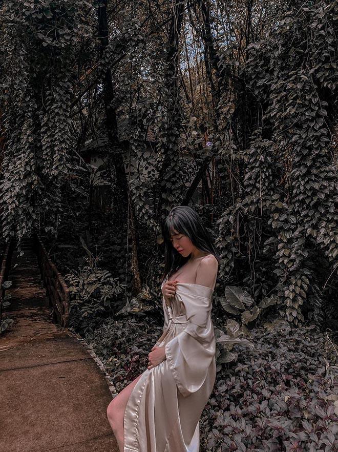 Elly Trần tung ảnh diện nội y nóng bỏng  - Ảnh 6.