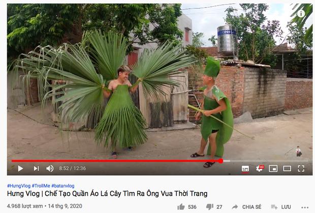 Hưng Vlog có động thái đầu tiên sau lùm xùm nấu cháo gà nguyên lông, trở lại YouTube với nội dung mới - Ảnh 2.