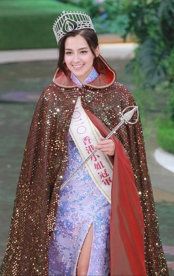 Hoa hậu Hong Kong 2020 bị nghi lộ ảnh nóng chỉ sau hai tuần đăng quang - Ảnh 2.