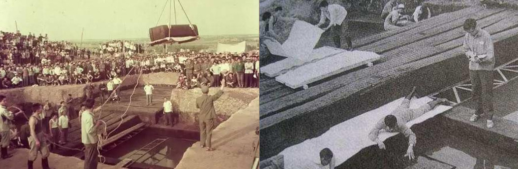 Khai quật thủy mộ độc nhất vô nhị tại Trung Quốc: Những thứ bên trong khiến giới khảo cổ kinh ngạc - Ảnh 4.