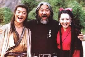 Ông trùm phim kiếm hiệp Kim Dung đón con gái ở tuổi 69 - Ảnh 3.