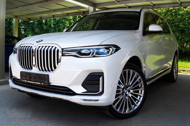BMW X7 nhập tư hạ giá sốc: Rẻ hơn nửa tỷ đồng so với xe chính hãng, làm khó Lexus LX 570 - Ảnh 3.
