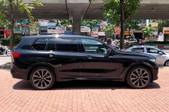 BMW X7 nhập tư hạ giá sốc: Rẻ hơn nửa tỷ đồng so với xe chính hãng, làm khó Lexus LX 570 - Ảnh 8.