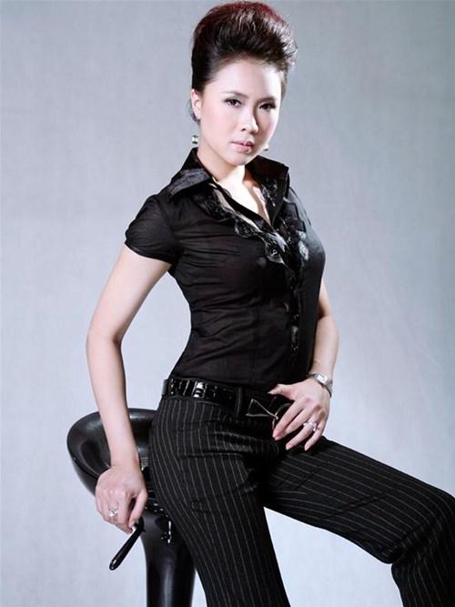 Chuyện ít biết về quãng thời gian làm người mẫu, MC của Hồng Diễm - Ảnh 2.