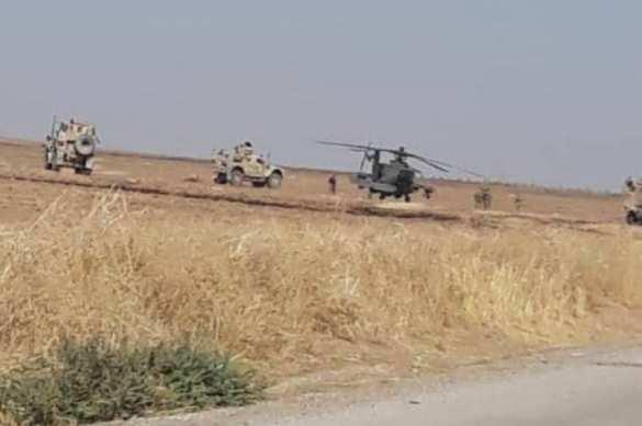 Trực thăng quân sự Mỹ rơi ở Syria - Ảnh 1.