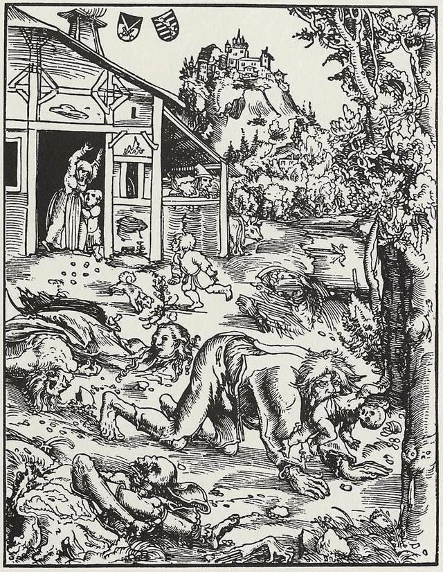 Những vụ săn lùng người sói tàn bạo và khủng khiếp từng diễn ra ở châu Âu thời xưa - Ảnh 6.