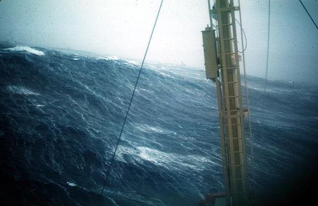 Eo biển nguy hiểm bậc nhất thế giới, nỗi ám ảnh tính bằng mạng sống của thủy thủ - Ảnh 5.