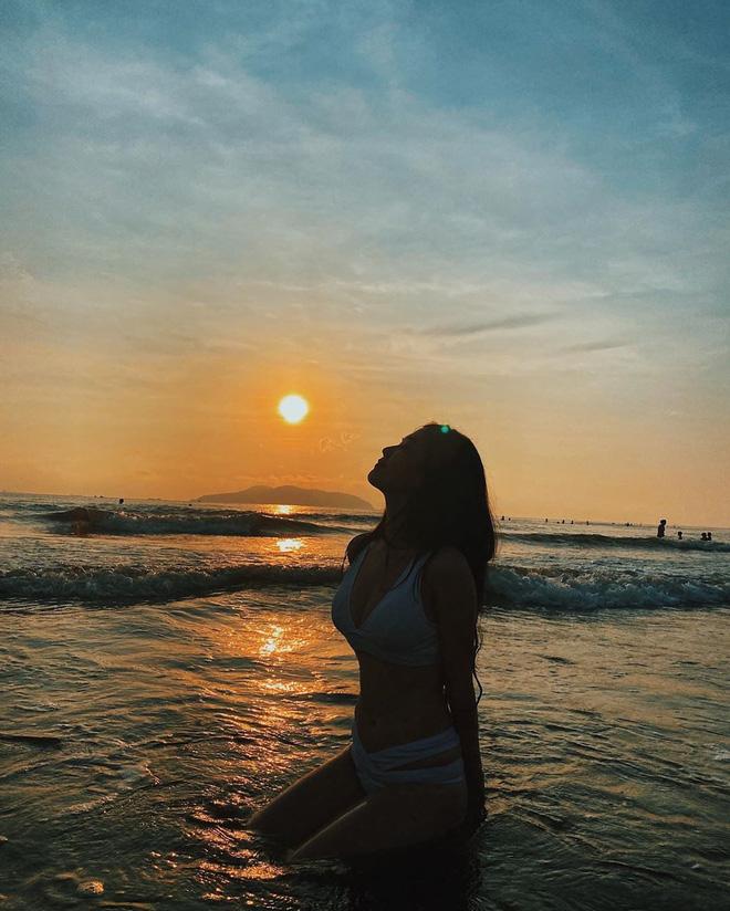Chù Disturbia đốt nóng 'đường đua bikini' bằng loạt ảnh chụp từ 5 giờ sáng, muốn có ảnh đẹp phải chịu khó dậy sớm - ảnh 6
