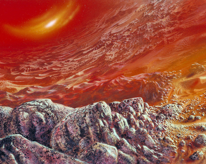 Nghiên cứu mới: Phát hiện ra dấu vết của sự sống trong khí quyển Sao Kim, hành tinh sát vách Trái Đất - Ảnh 9.