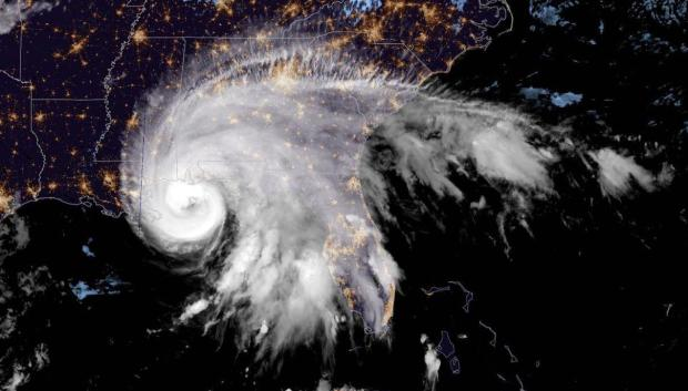 2 dự báo đáng sợ từ trận bão đang khuấy đảo Bờ Vịnh Mỹ: 10 triệu người được cảnh báo - Ảnh 8.