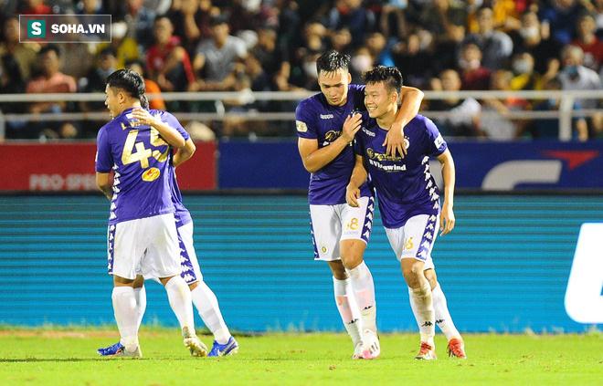 HLV Lê Thụy Hải nhận định bất ngờ về Công Phượng, cảnh báo mạnh mẽ Hà Nội FC - Ảnh 1.