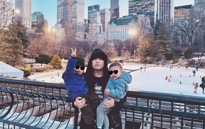 Hai con của ông vua nhạc Pop Châu Kiệt Luân học ở trường quý tộc - ảnh 1
