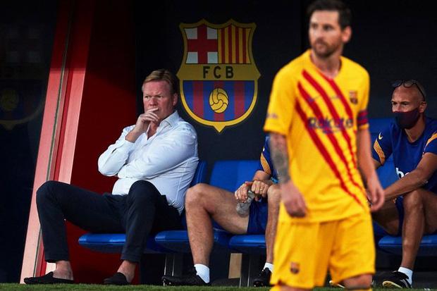 Messi rơi vào tình huống khó xử, nguy cơ vắng mặt cả 3 trận ra quân của Barcelona ở La Liga - Ảnh 1.