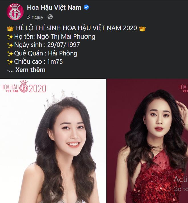 MC VTV được ban tổ chức Hoa hậu VN gọi kiểm tra thông tin và chuyện thật như đùa đằng sau   - Ảnh 1.
