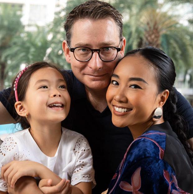 Đoan Trang tiết lộ chuyện sống chung với chồng Tây - Ảnh 5.