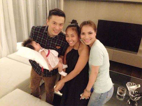 Đoan Trang tiết lộ chuyện sống chung với chồng Tây - Ảnh 3.