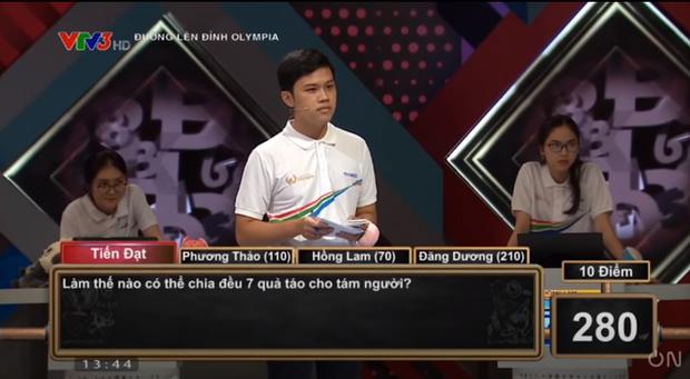 """Loạt câu hỏi hack não của """"Đường lên đỉnh Olympia"""": Có câu khiến cả 4 thí sinh bó tay nhưng đáp án lại dễ bất ngờ - Ảnh 2."""