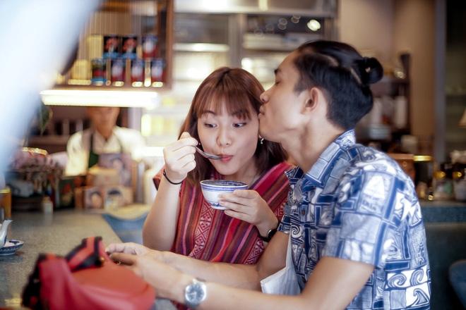 Dân mạng Trung Quốc phát sốt vì hot girl trà sữa Thái Lan, không giấu giếm mình là người chuyển giới - Ảnh 11.